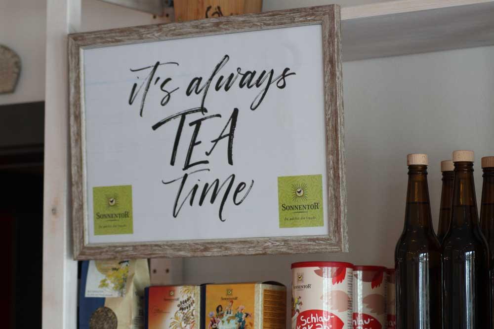 Im Moorquell Cafe Tea Time